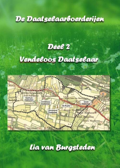 Vendeloos Daatselaar cover