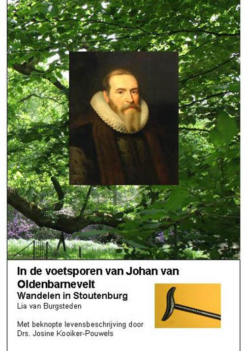 Boek-Wandeling Johan van Oldenbarnevelt